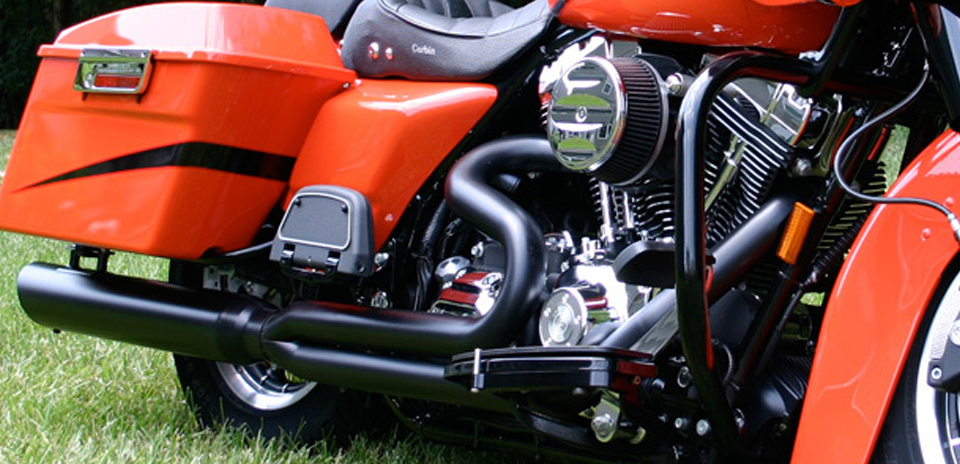 High Performance Aftermarket Harley Davidson Exhaust Systems