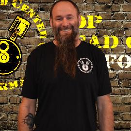 Damon Collana, Motorcycle Technician